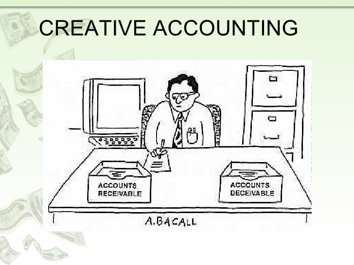 how to prevent creative accounting