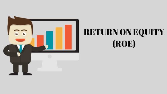 RETURN ON EQUITY ROE as filter
