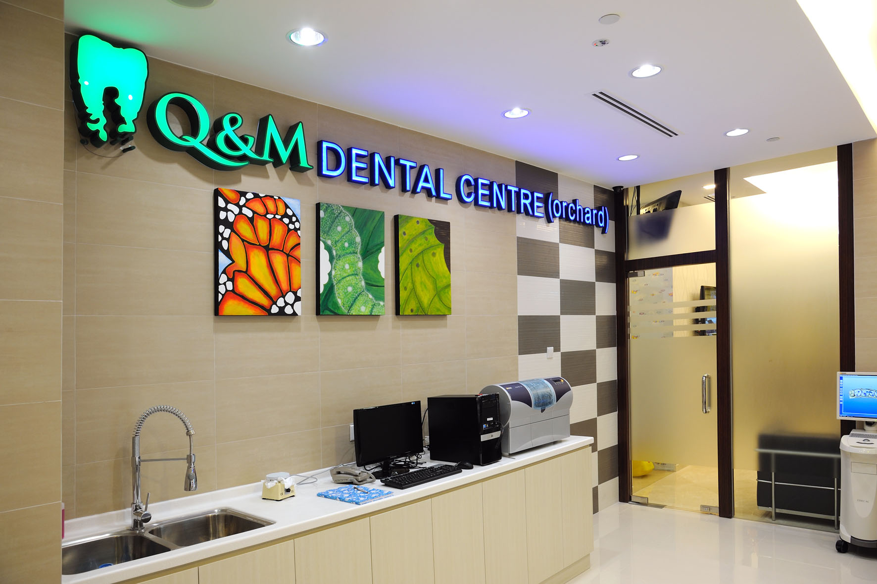 q&m dental stock price